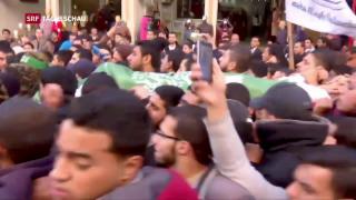 Video «Eskalation in Israel» abspielen