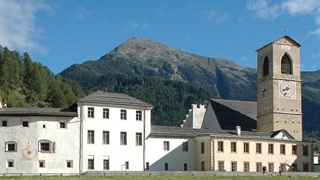 Glockengeläut der Klosterkirche St. Johann, Müstair