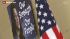 Video «In den USA stehen Halbzeitwahlen an» abspielen