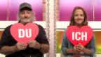 Video ««Ich oder Du»: Peach Weber und Tochter Nina» abspielen