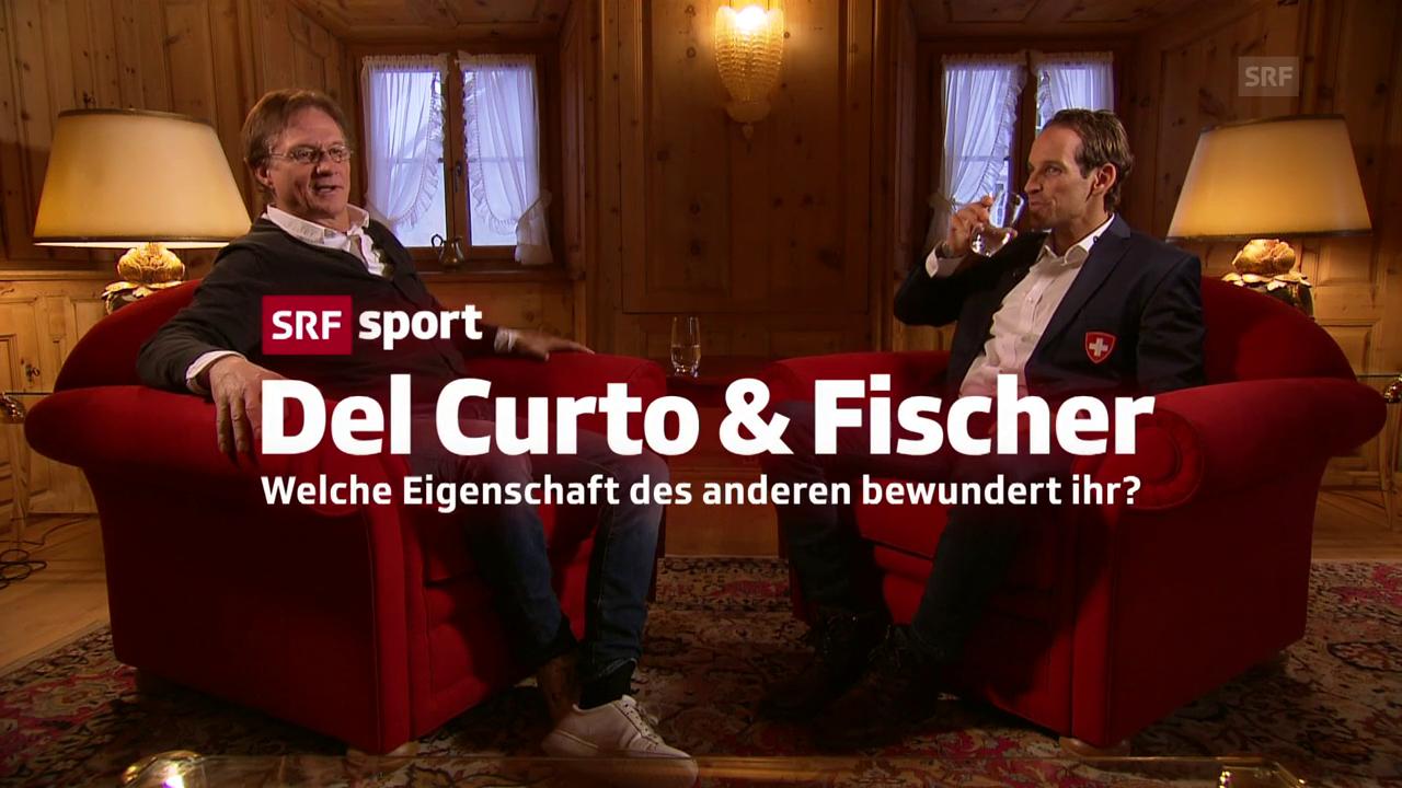 Fischer: «Ich bewundere Del Curtos Energie»