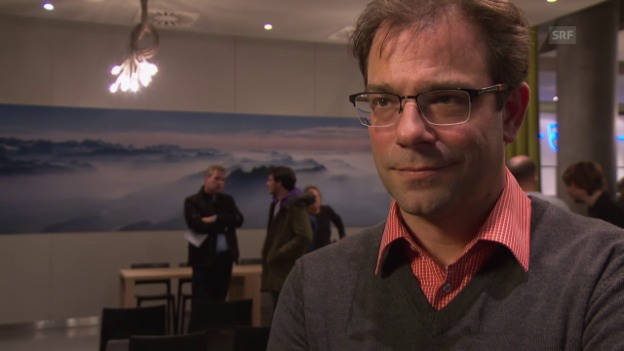 Video «Komplettes Interview mit Georg Heitz» abspielen