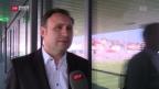 Video «Spielbetrieb des FC Wil gesichert» abspielen