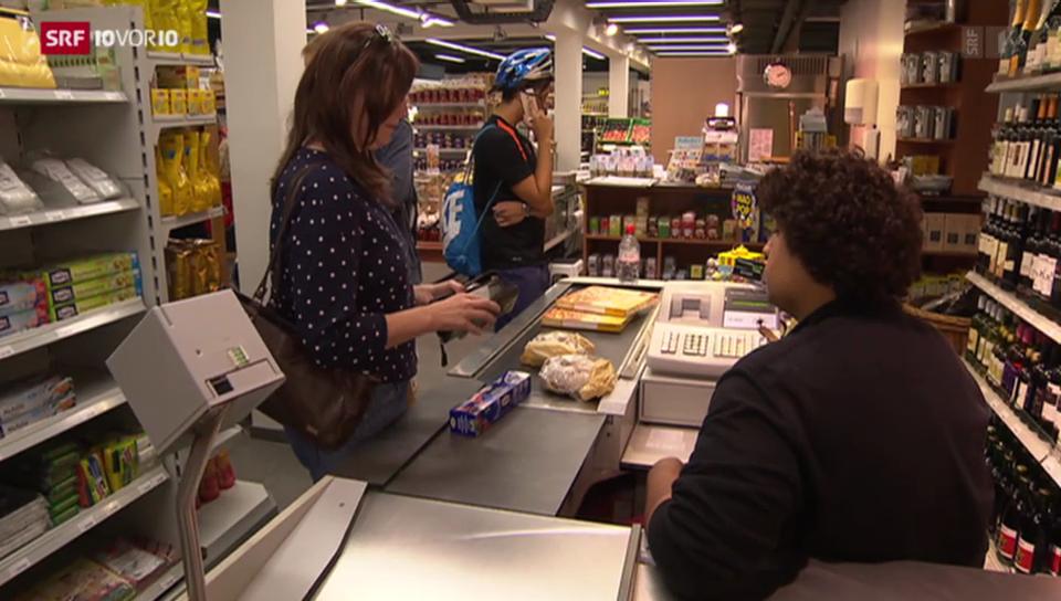 Wider dem Einkaufstourismus