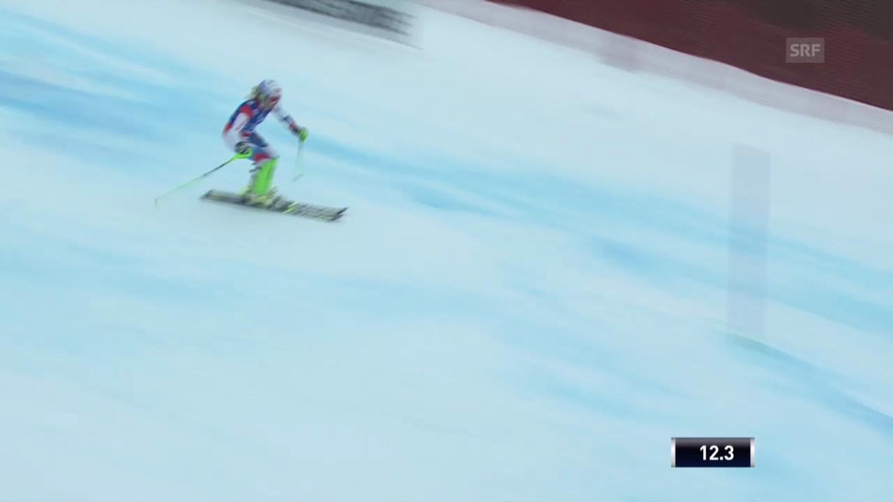 Ski: Slalom Frauen in Lienz («sportlive», 29.12.2013)