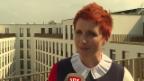 Video «Steffi Buchli verlässt SRF – das Interview» abspielen
