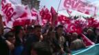 Video «Türkischer Abstimmungskampf in der letzten Runde» abspielen