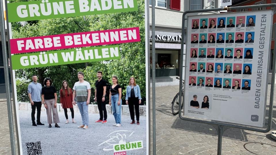 Linksrutsche und Grüne Wellen in Aargauer Gemeinden