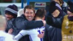 Video «Fussball: Europa League, Sechzehntelfinals-Rückspiele» abspielen