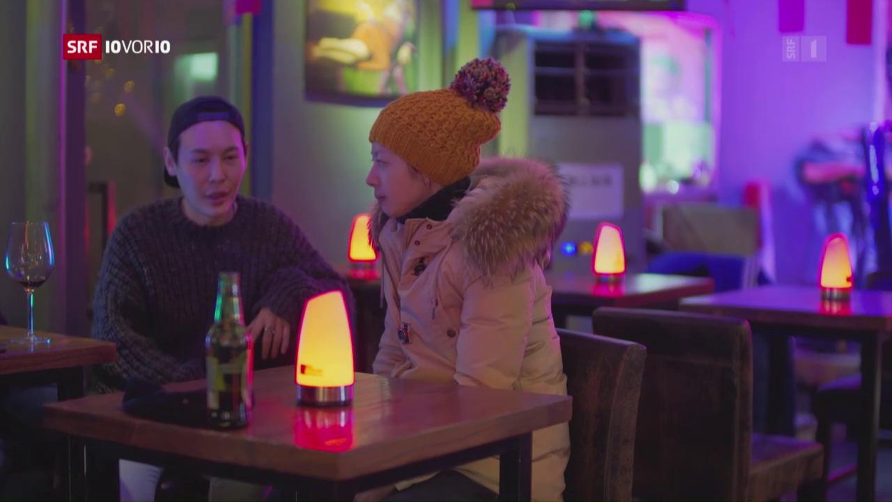 Weshalb Chinas Homosexuelle Neujahr fürchten