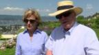 Video «Ein 12'000 Quadratmeter grosser Prachtsgarten bei den Blochers» abspielen