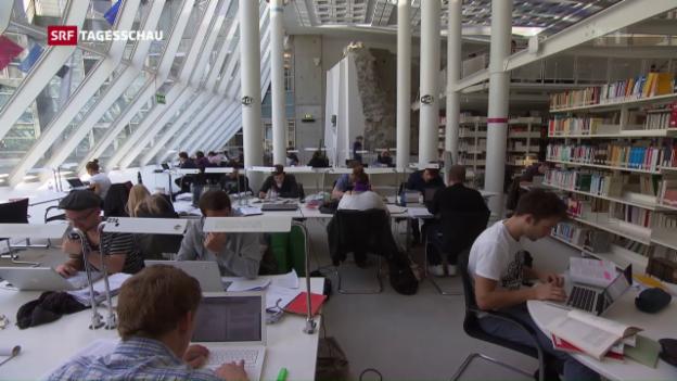Video «Studium und Job-Sicherheit» abspielen