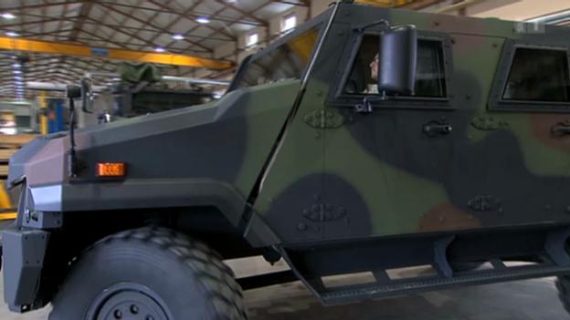 Video «Kriegsmaterial vom Bodensee» abspielen