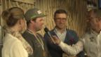 Video «Beat Feuz wird Abfahrtsweltmeister» abspielen