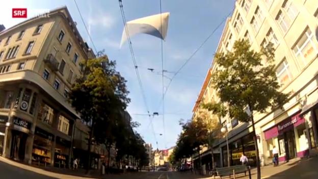 Video «Aufbruch an der Bahnhofstrasse» abspielen