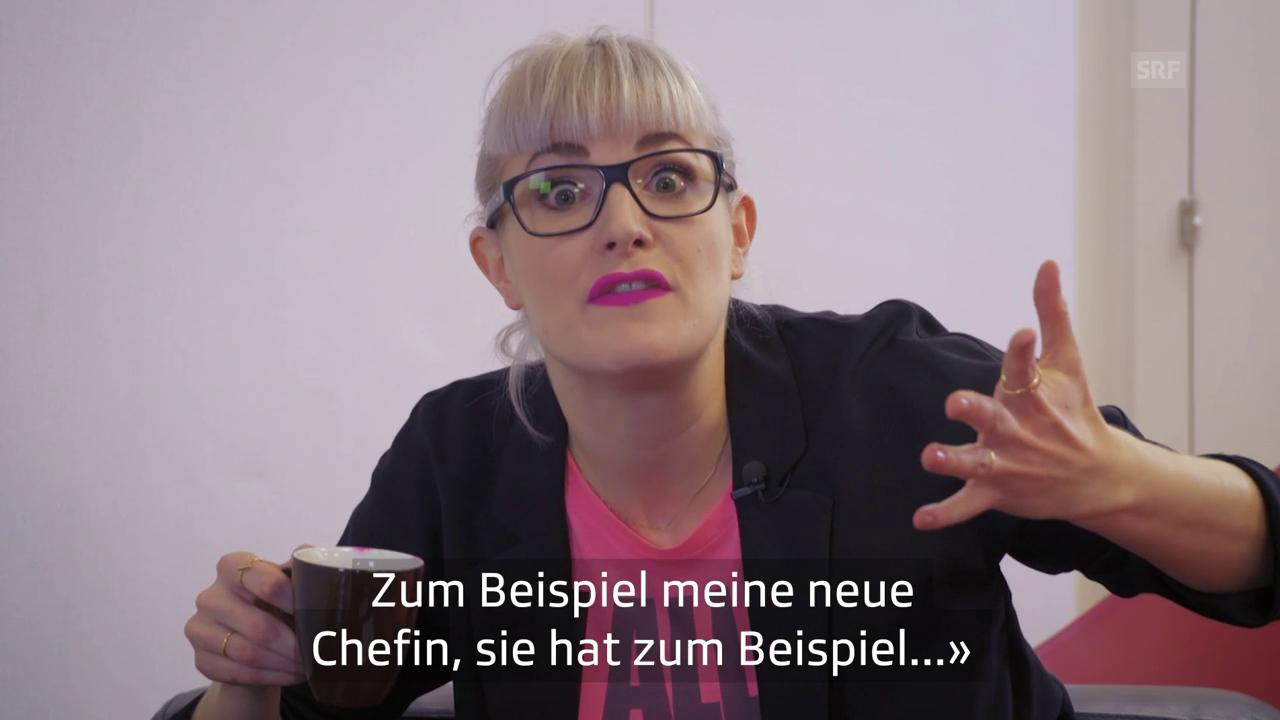 """«Nägeli mit Chöpf»: """"Feministinnen"""""""