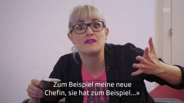 """Video ««Nägeli mit Chöpf»: """"Feministinnen""""» abspielen"""