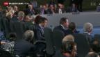 Video «Ukraine bleibt Hauptthema des Nato-Gipfels» abspielen