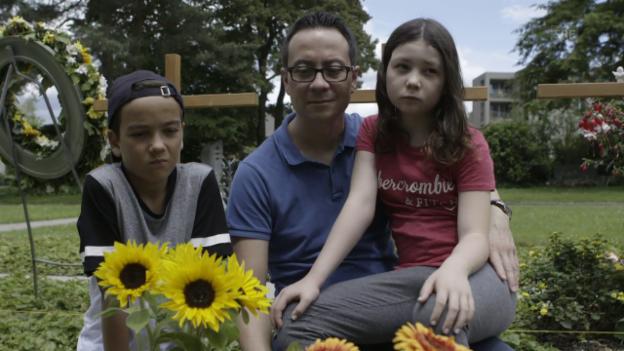 Video ««Wir mussten die Freude wieder finden»» abspielen