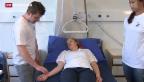 Video «Alterspflege steht vor einem Personalproblem» abspielen