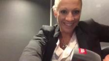 Link öffnet eine Lightbox. Video Daniela Ryf beantwortet User-Fragen abspielen