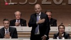 Video «Neuer Fifa-Präsident bereits unter Beschuss» abspielen