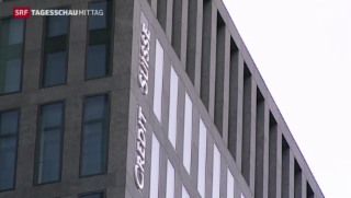 Video «Die Credit Suisse in Rot » abspielen