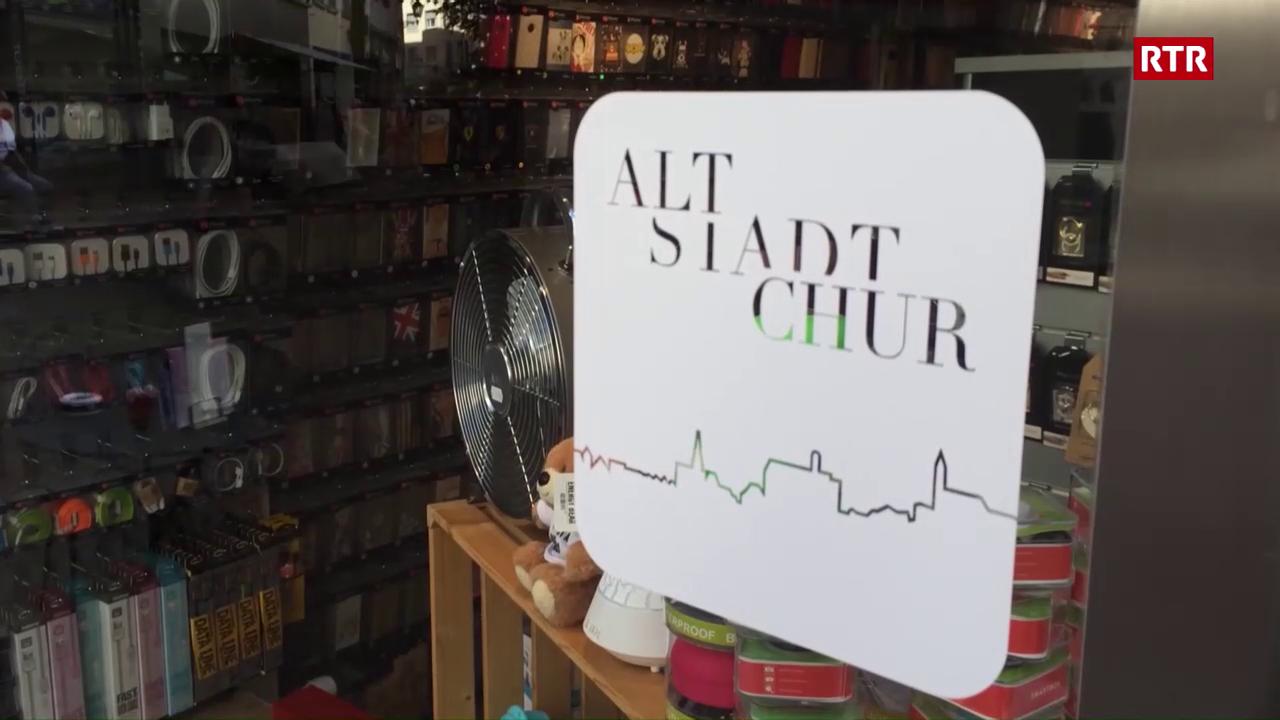 La nova marca «Altstadt Chur»