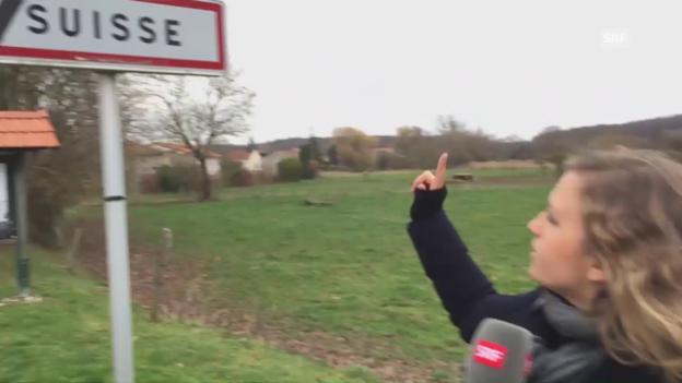 Video «Florence bei den Bauern von Suisse» abspielen