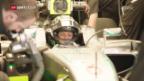 Video «Nico Rosberg ist der Mann der Stunde» abspielen