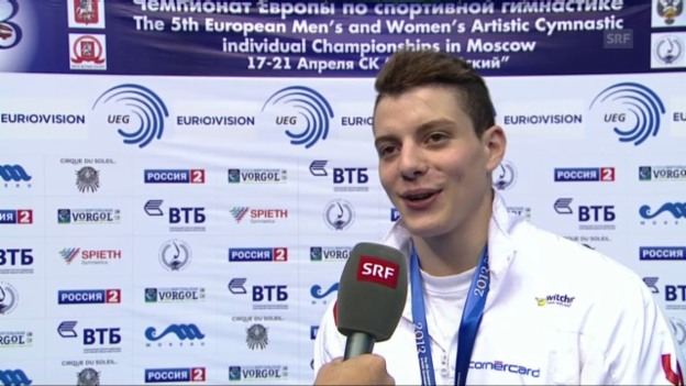 Video «Interview mit Lucas Fischer» abspielen