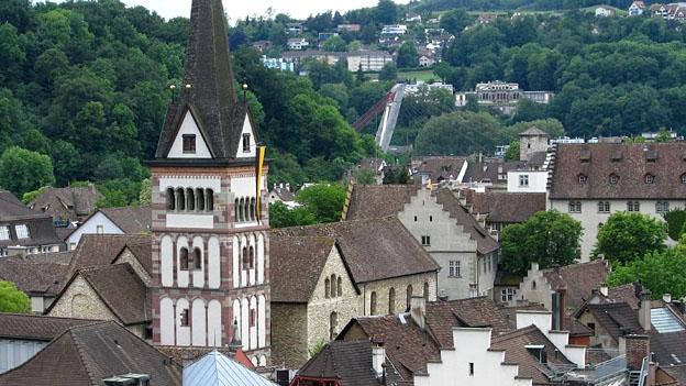 Glockengeläut des Münsters Allerheiligen in Schaffhausen