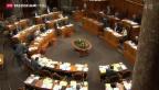Video «Ständerat diskutiert Nachrichtendienstgesetz» abspielen
