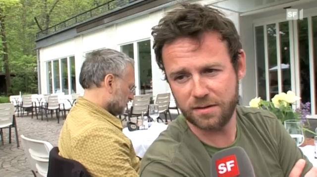 Mit Nik Hartmann im Grünen
