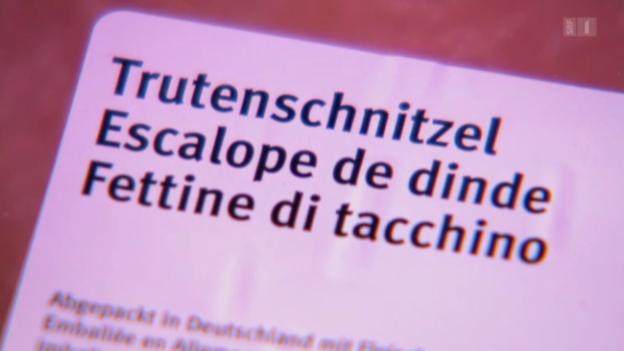 Video «Tierquälerei in Trutenmast: Schweizer Detailhandel unter Druck» abspielen