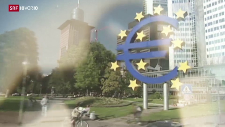 Das Deflations-Szenario für Europa