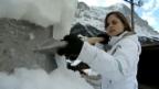 Video «Kunst aus Schnee» abspielen