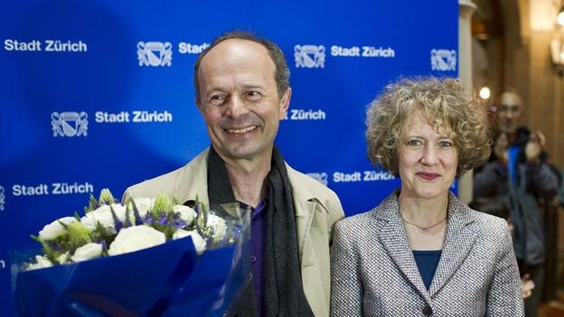 Stadtpräsidentin Corine Mauch im Interview (Fanny Kerstein, 21.4.2013)