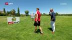 Video «Fussballgolf mit Fabian Frei» abspielen