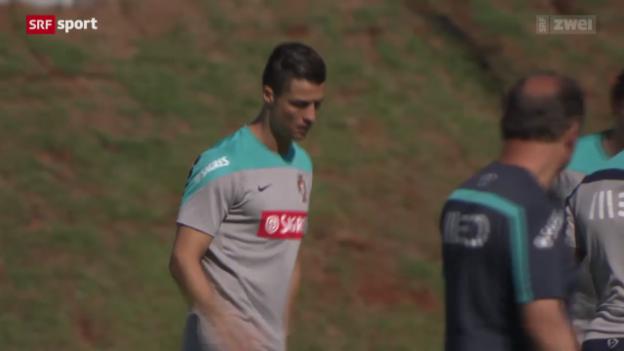 Video «Vorschau USA - Portugal» abspielen