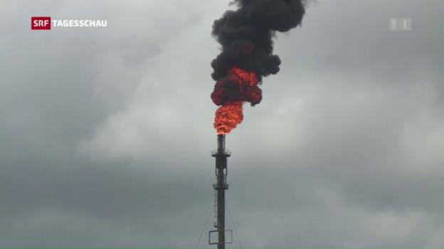 Video «Opec drosselt die Ölförderung» abspielen