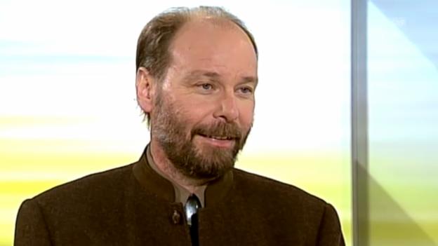 Video «Interview m. Reinhard Schnidrig, BAFU zum Biber v. 7.4.13» abspielen