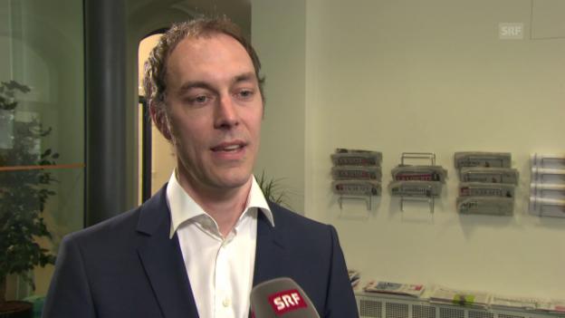 Video «Philippe Guggisberg (SFL) zur Anklage der BA» abspielen