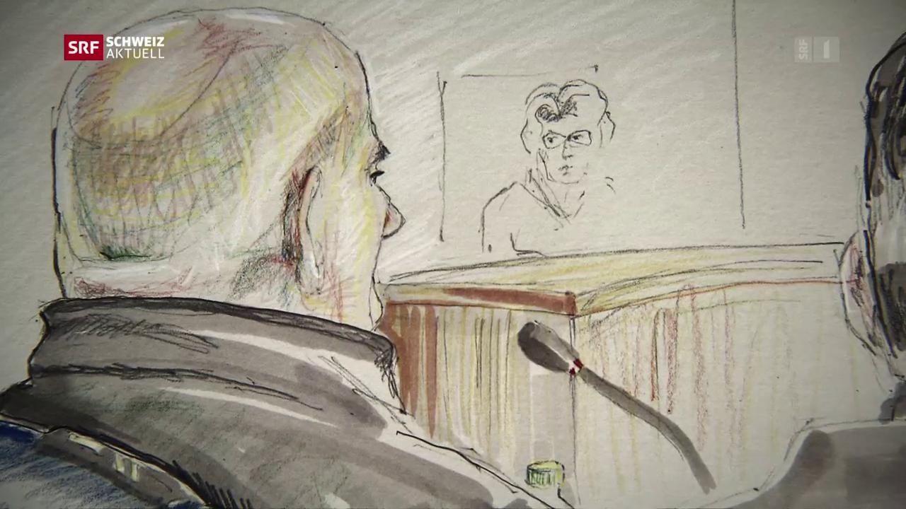 Doppelmörder vor Gericht