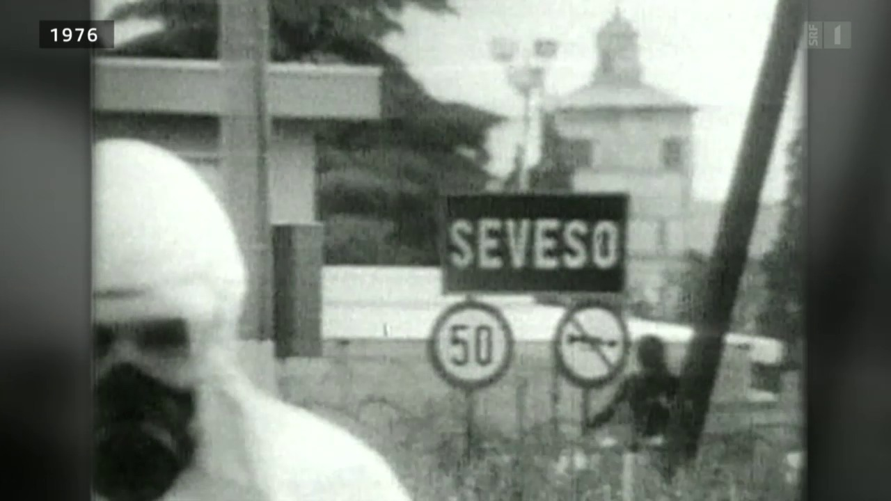 Vom Seveso-Skandal zum Business