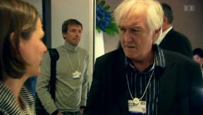 Video ««Grosse Angst»: Bestsellerautor Henning Mankell hat Krebs » abspielen