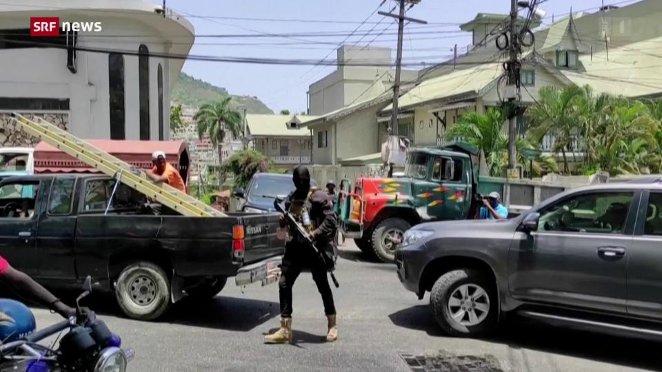 Haiti bittet die USA um militärische Unterstützung