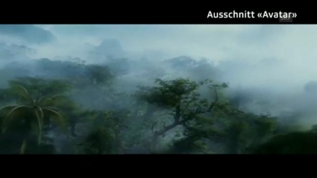 Video «Ausschnitt «Avatar» mit digitalem Schweizer Rauch» abspielen
