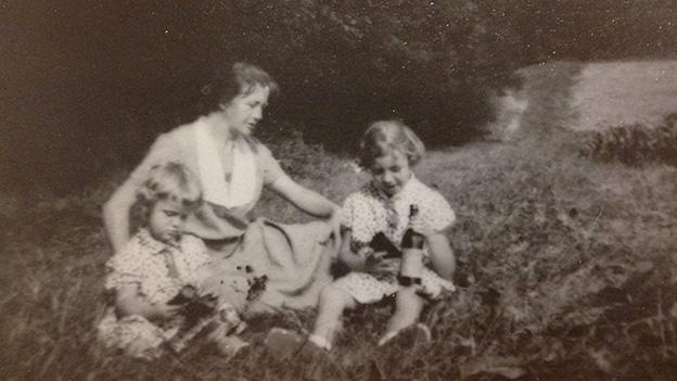 Kindheit in der Stadt Schaffhausen
