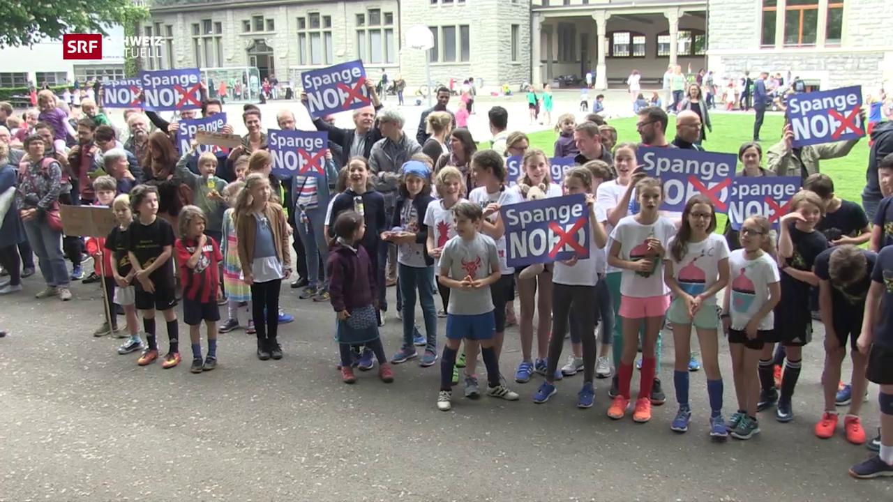 Kantonsrat bewilligt Planungskredit für «Spange Nord»